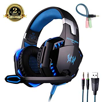 casque gamers ps4