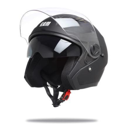 casque pour scooter