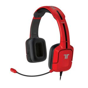 casque tritton rouge