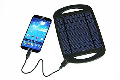 chargeur solaire pour telephone portable