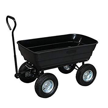 chariot jardin 4 roues