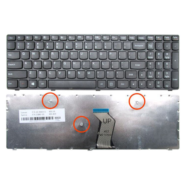 clavier lenovo g700