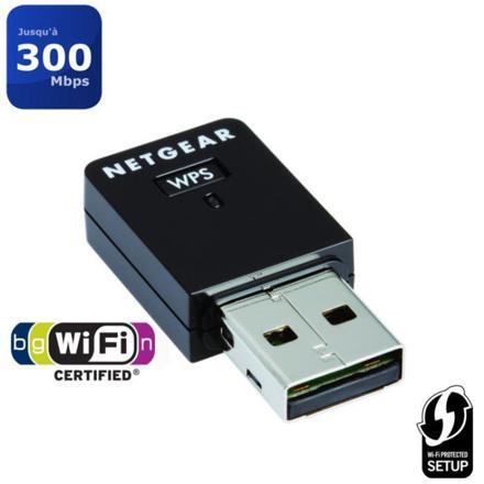 clé wifi netgear n300