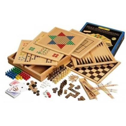 coffret jeux en bois