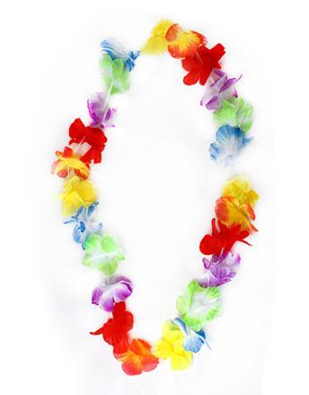 collier hawaien pas cher