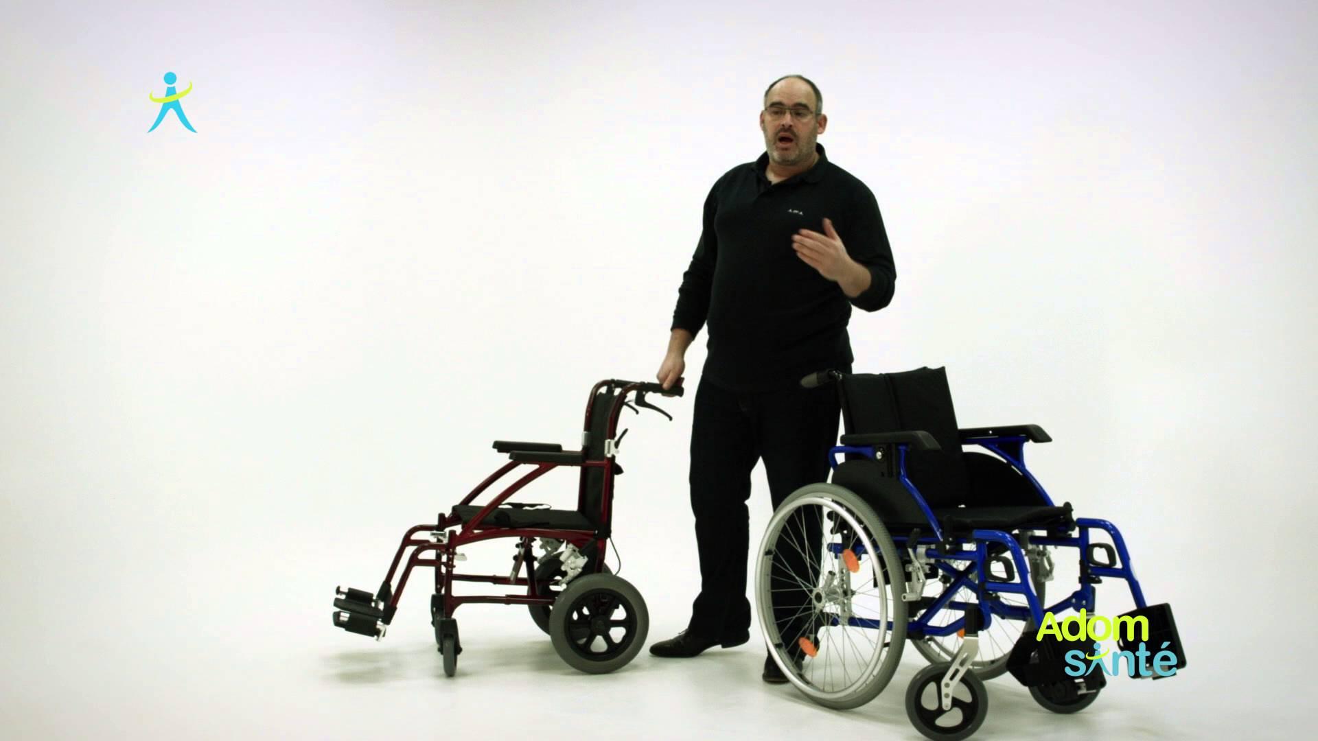 comment choisir un fauteuil roulant