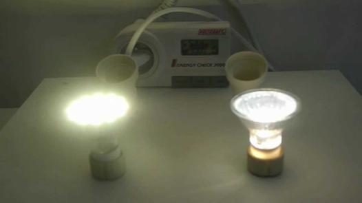 comparatif ampoule led gu10