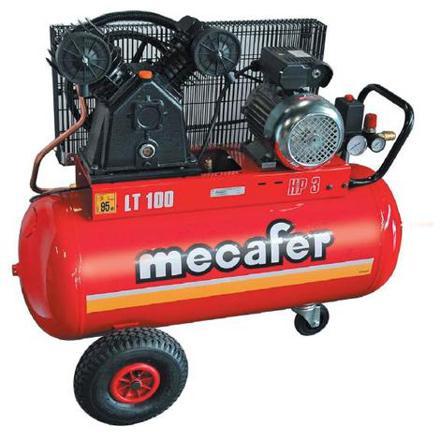 compresseur 100 litres mecafer