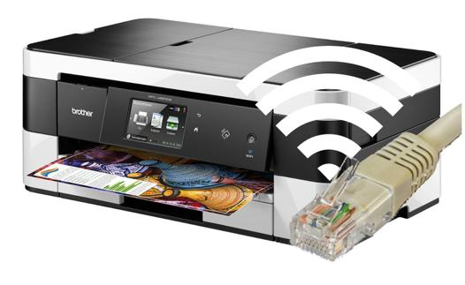 connecter en wifi imprimante epson