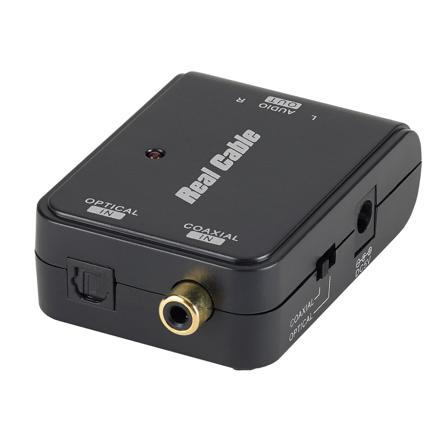 convertisseur numérique analogique audio