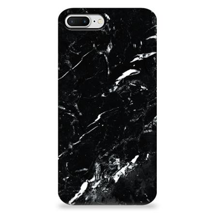 coque iphone 7 marbre noir