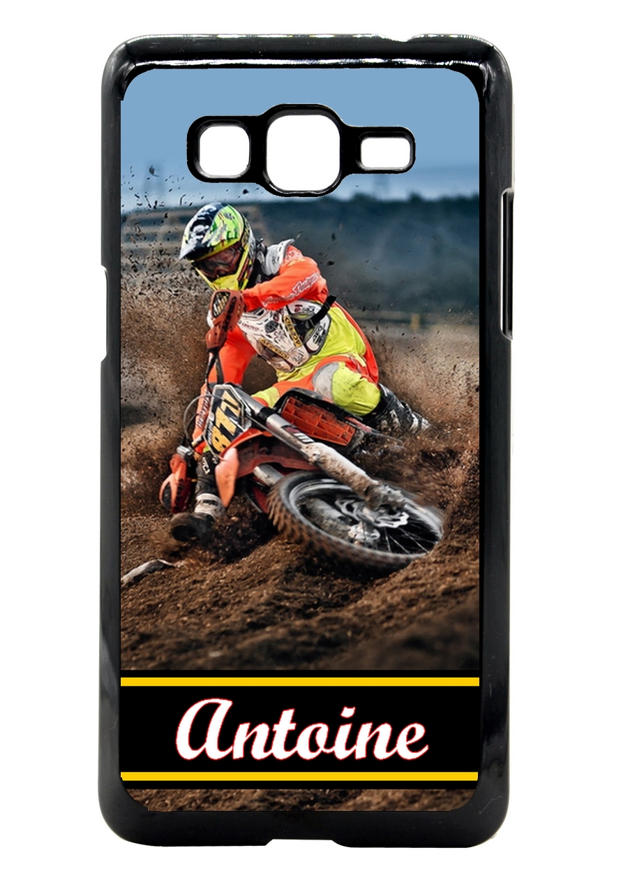 coque moto cross