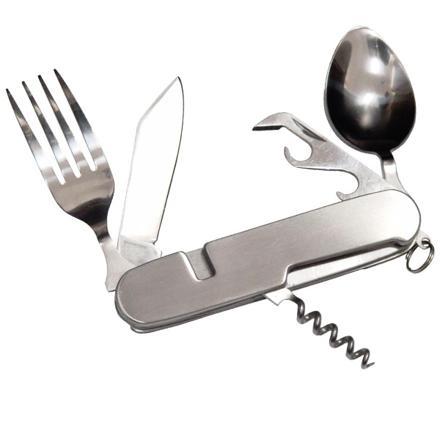 couteau camping fourchette cuillere