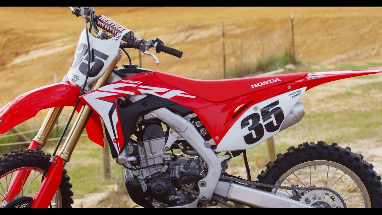 crf motocross