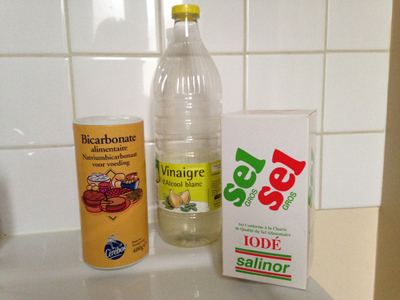 déboucher douche produit