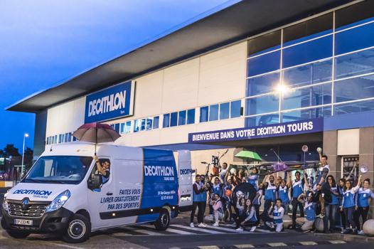 decathlon tours