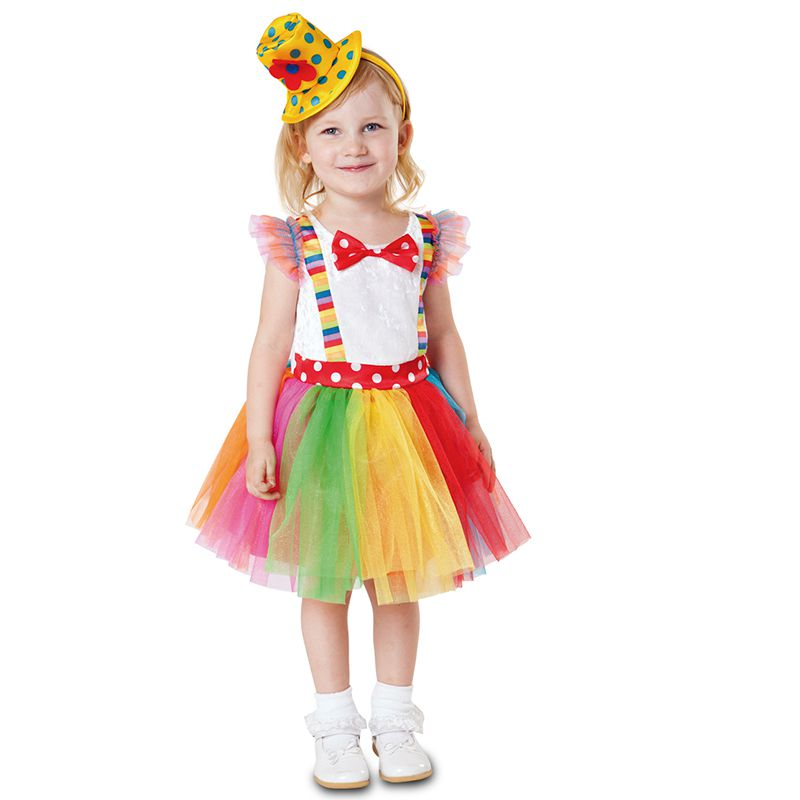 deguisement clown fille