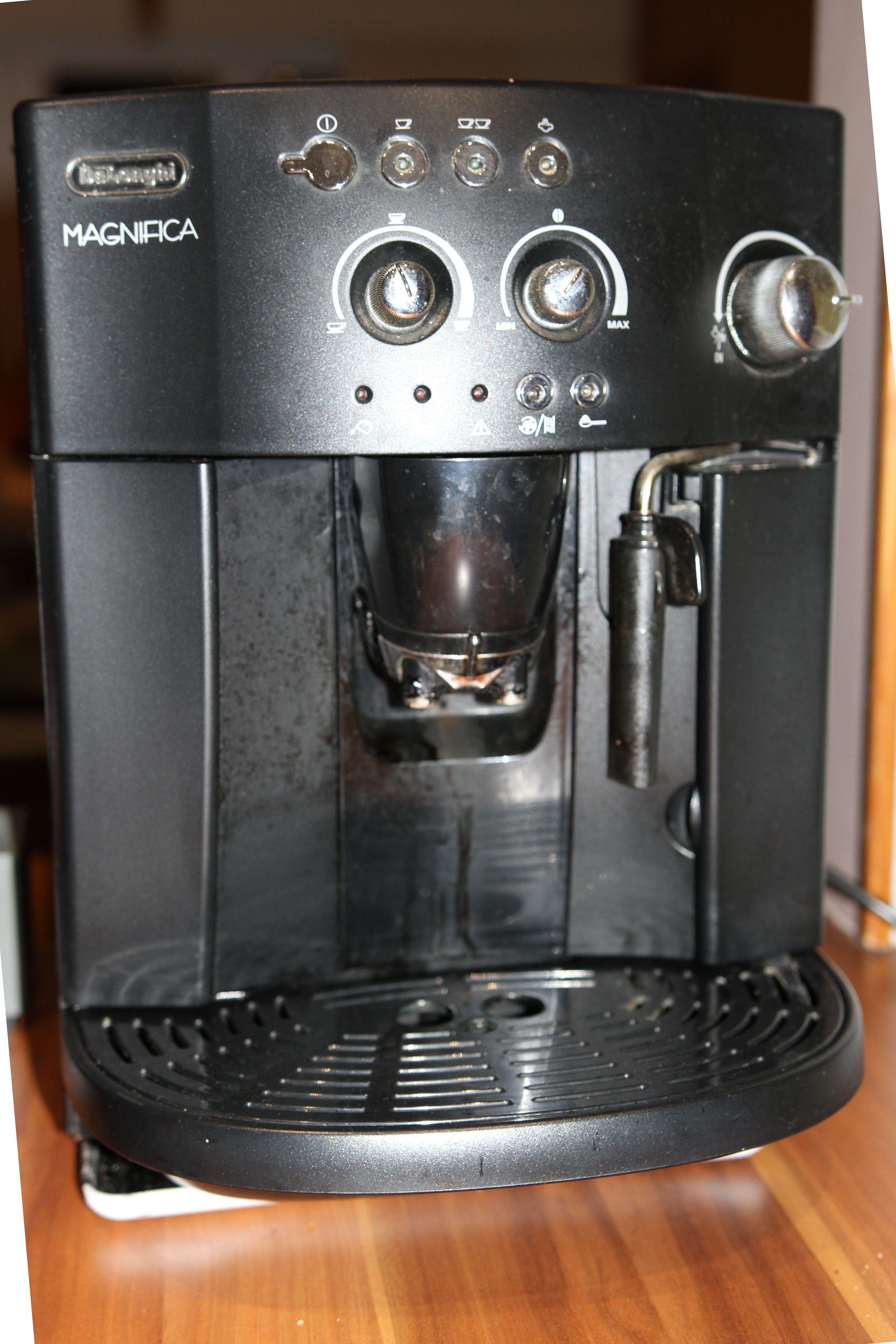 détartrage machine à café delonghi magnifica