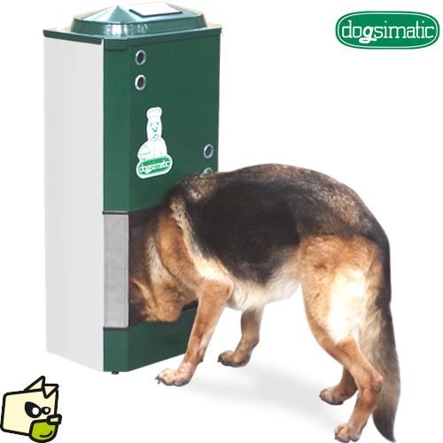 distributeur automatique chien