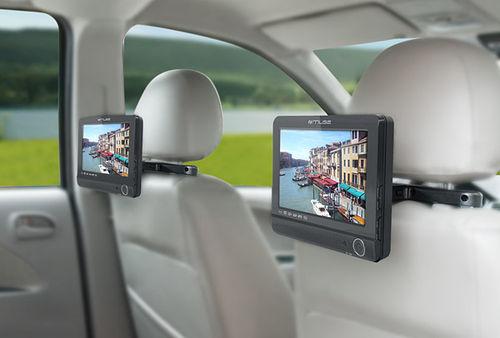 double dvd voiture