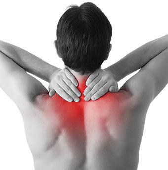 douleur dans le haut du dos
