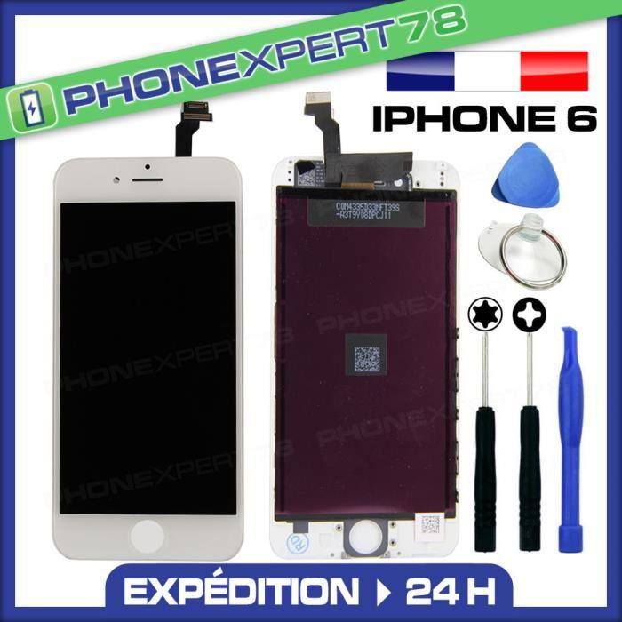 ecran iphone 6 blanc pas cher