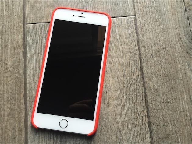 ecran noir iphone 6s