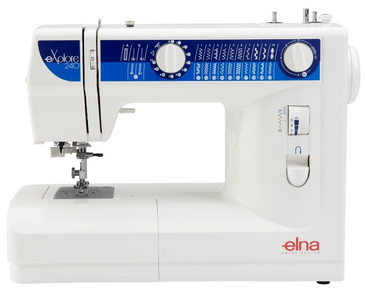 elna machine à coudre
