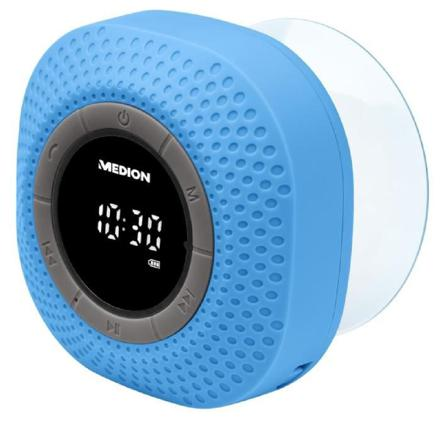 enceinte bluetooth radio douche