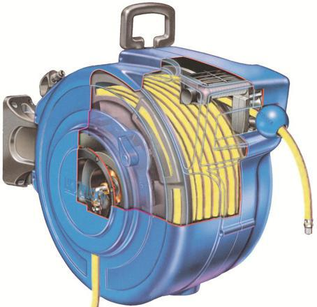 enrouleur automatique tuyau arrosage professionnel
