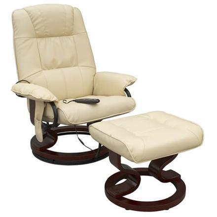 fauteuil massant chauffant pas cher