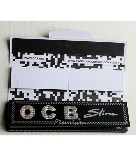 feuille ocb avec carton