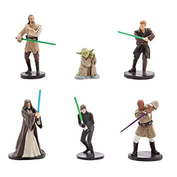 figurine star wars jedi
