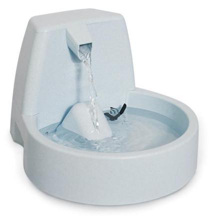 fontaine a eau pour chat pas cher