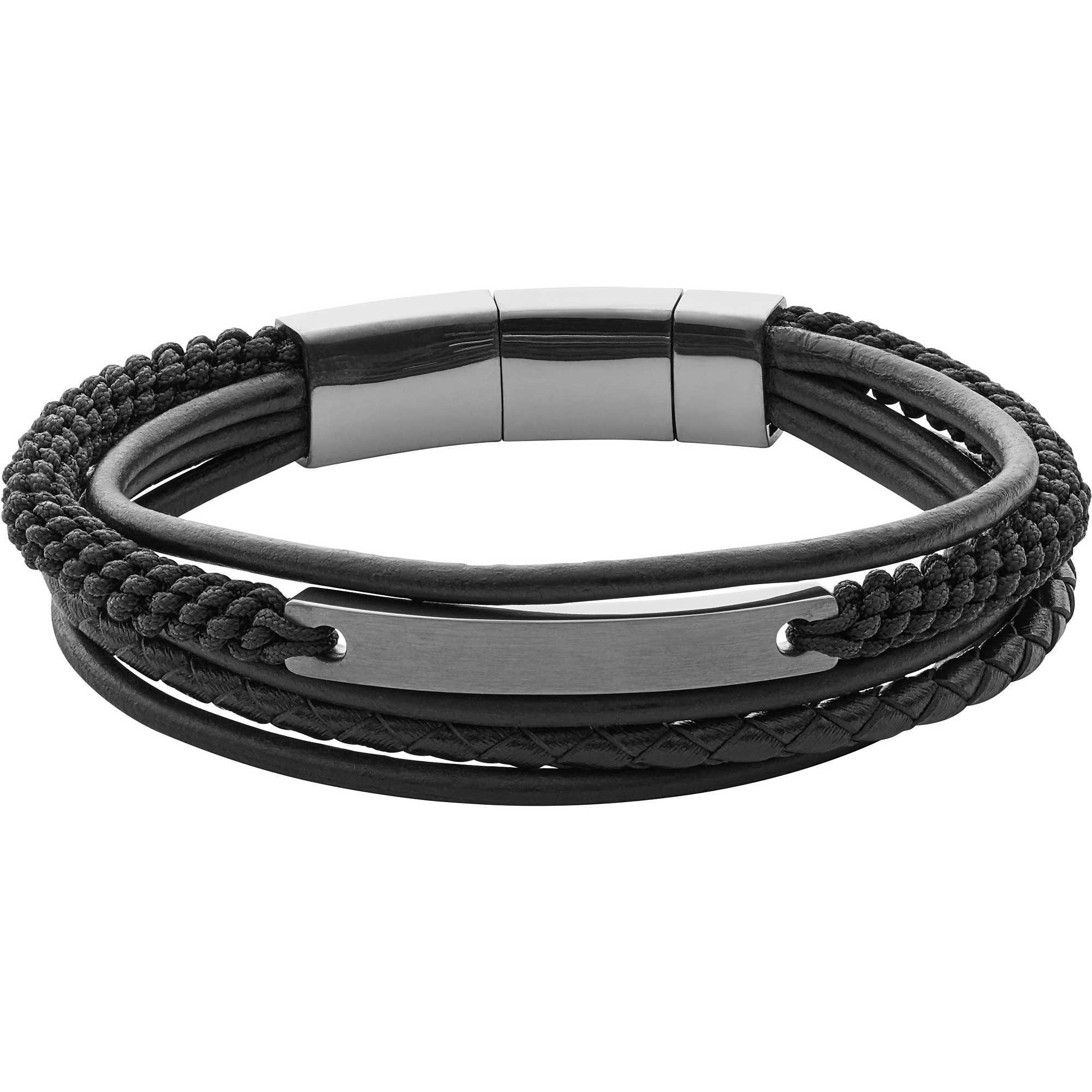 fossil bracelet homme
