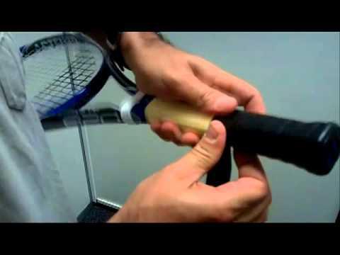 grip pour raquette de tennis