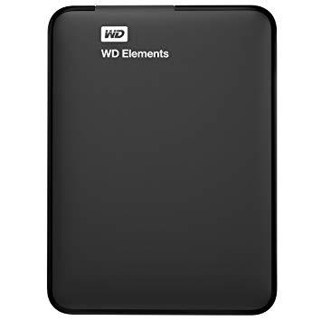 hdd extern wd elements portable