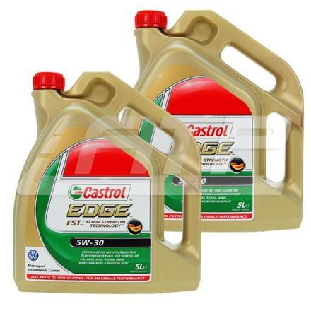 huile moteur castrol 5w30 edge