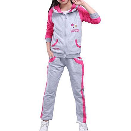 jogging fille