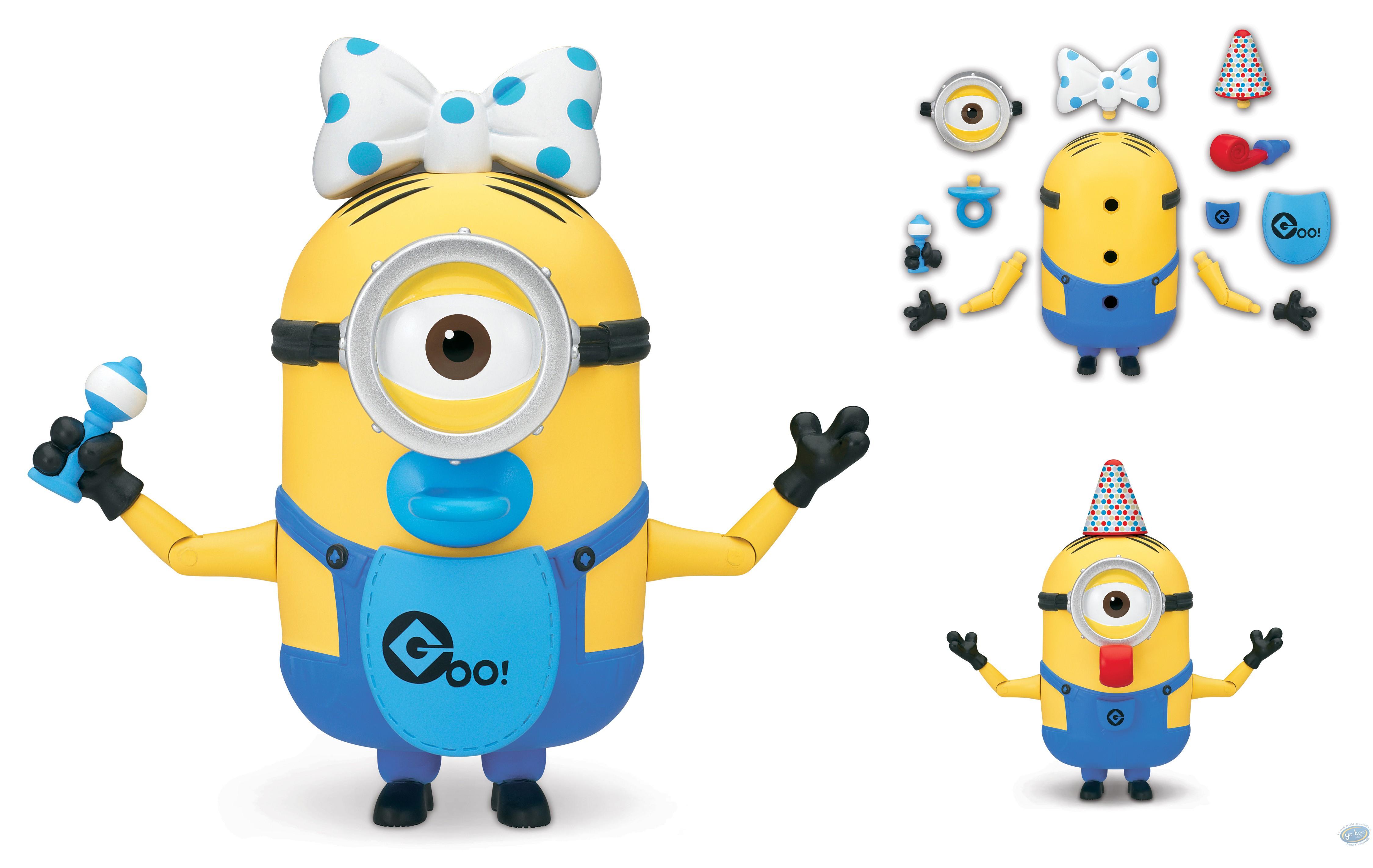jouet minion