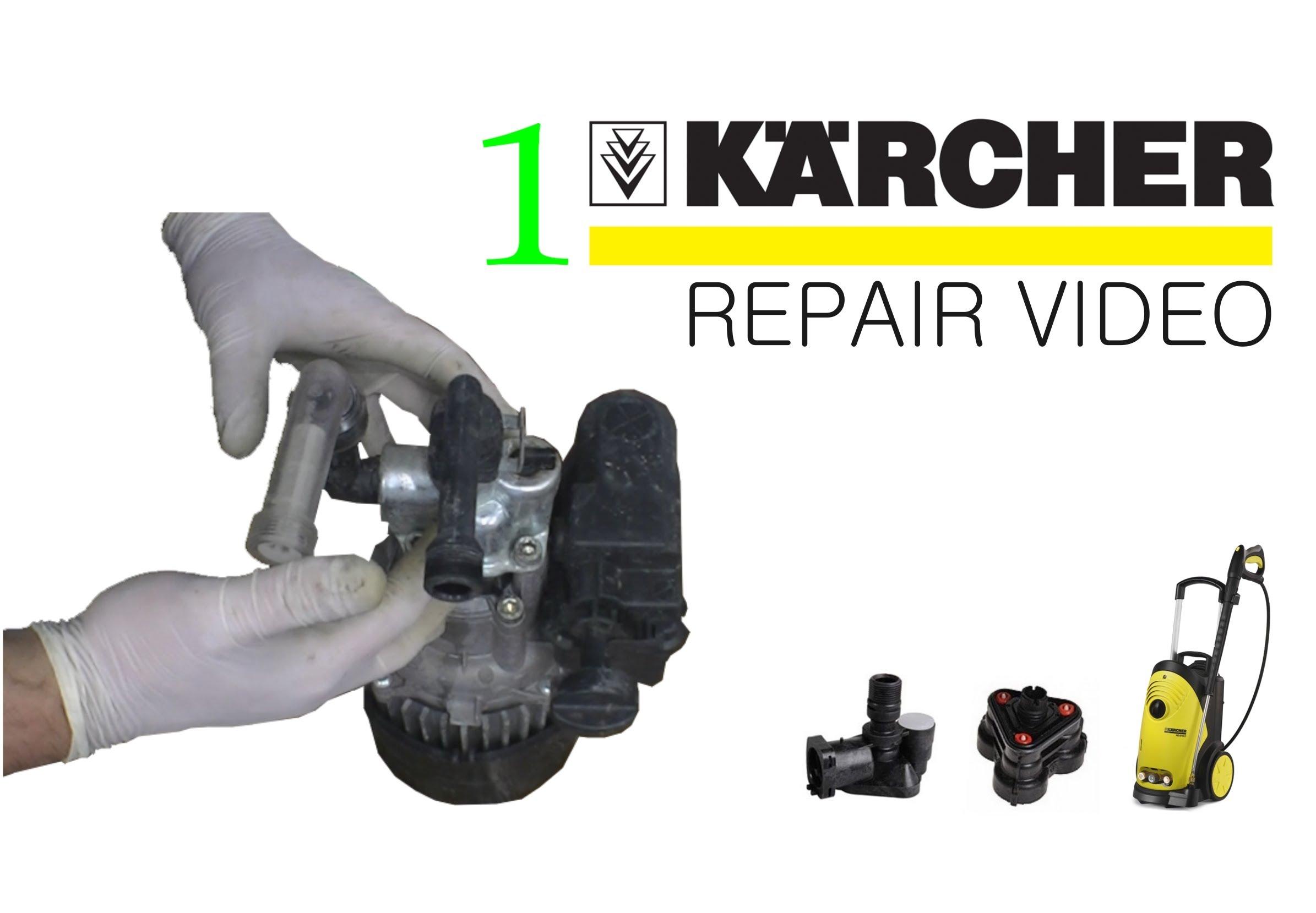 kit reparation karcher