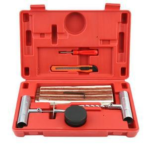 kit reparation pneu professionnel