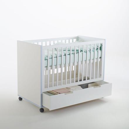 lit bebe avec rangement