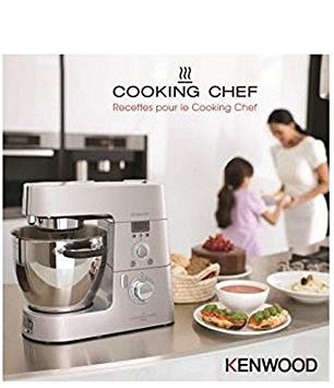 livre cooking chef kenwood