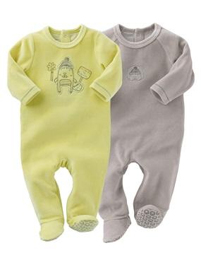 lot pyjama bébé