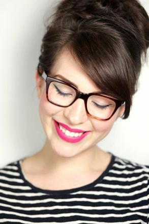 lunette de vue moderne femme
