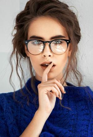 lunette femme de vue