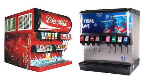 machine soda