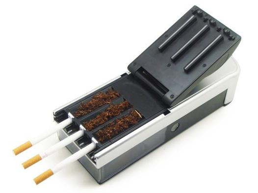 machine tuber cigarette