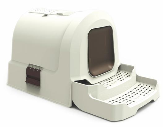 maisons de toilette pour chats